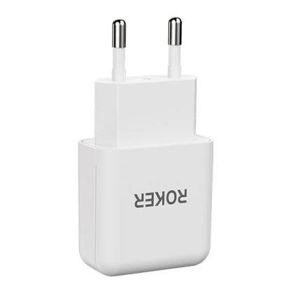 Travel Charger EUDORA 1A 6 rk_c18_w6